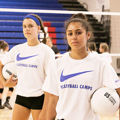 TYPE: Nike Advanced Volleyball Camps