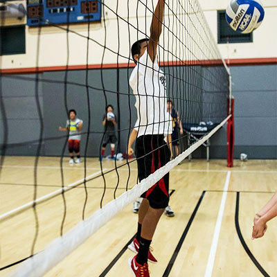 TYPE: Nike Boys Volleyball Camps