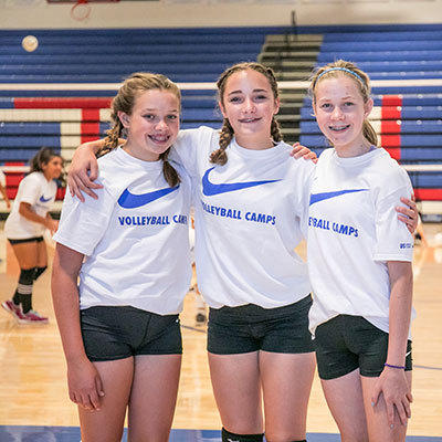 TYPE: USSC Overnight Volleyball Camps