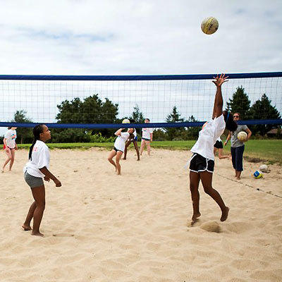 TYPE: Nike Beach Volleyball