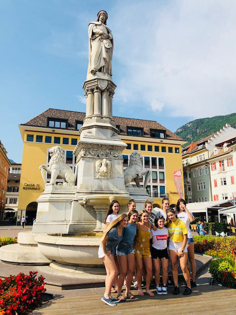 Nike Volleyball Camp Europe Tour: Italy & Germany