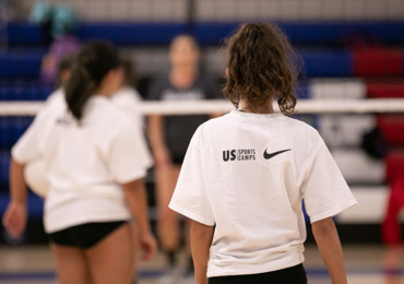 Winter Volleyball Camp News