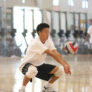 Nike Volleyball Camps Boy Passing