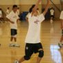 Nike Volleyball Camps Boy Setting