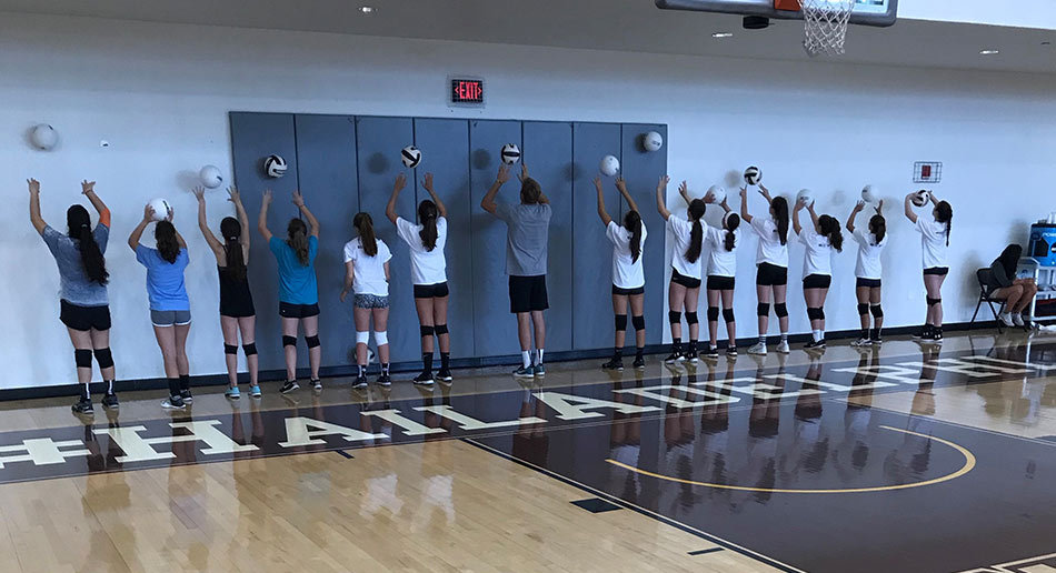 6cce2a0d Adelphi University Passing Drill Adelphi University Setting Drill ...