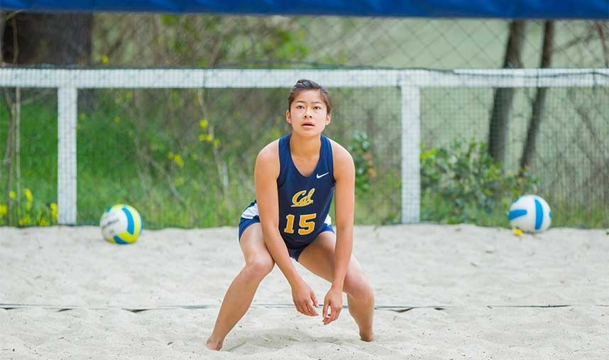 Cal Beach Volleyball Camps Ready P