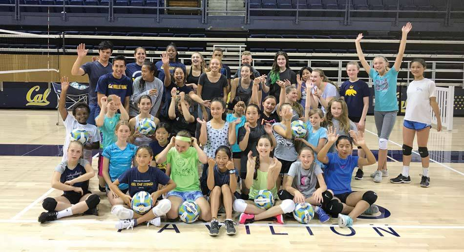 Join UC Berkeley Head Volleyball Matt McShane and his coaching staff for an  outstanding volleyball camp experience at Cal this summer!