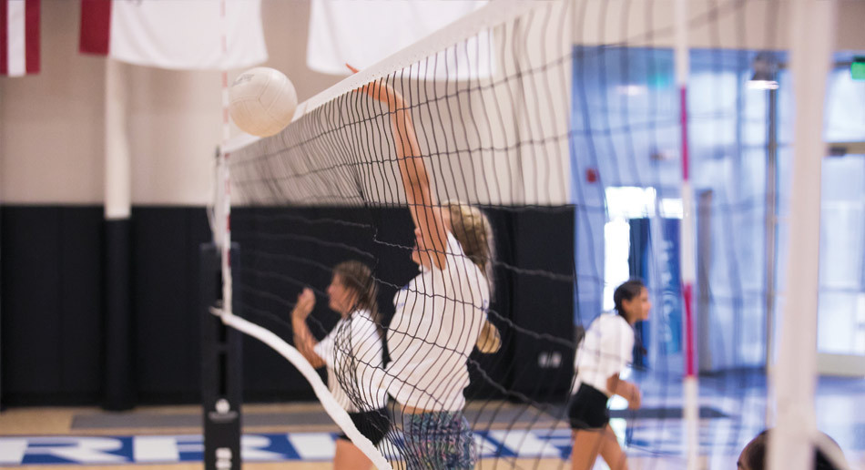 Nike Volleyball Camp at Webster University
