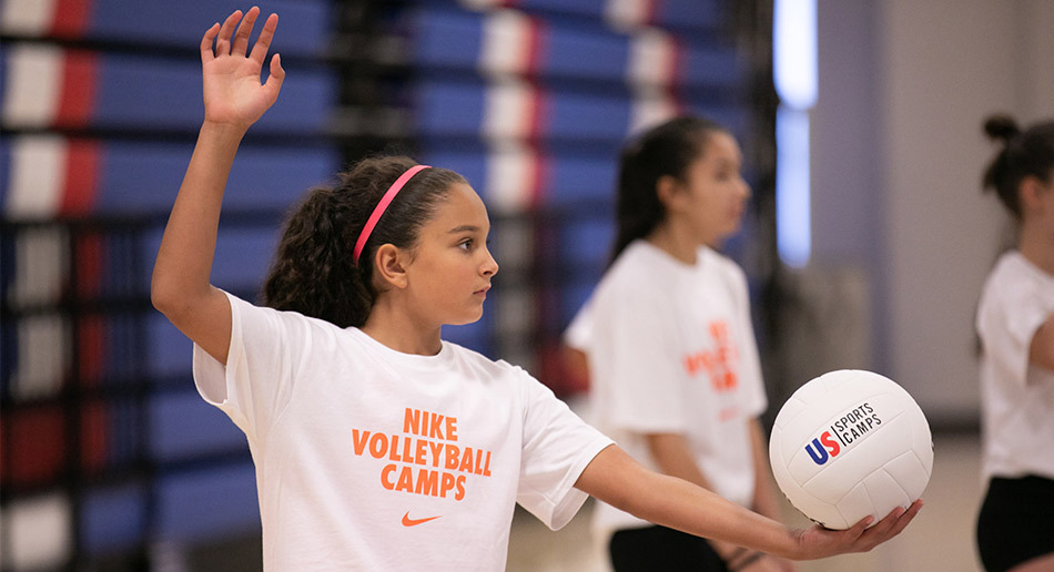 2a33e942c Nike Volleyball Camp at Lewis and Clark College