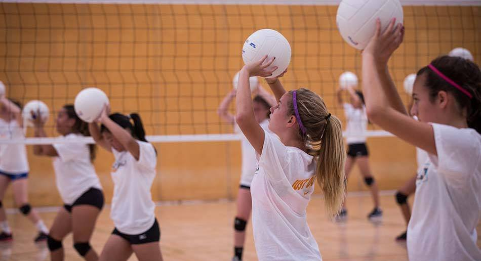 Nike Volleyball Camps at Davenport University