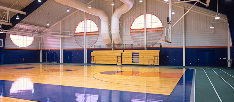 Nike Volleyball Camps Facility Milton Academy