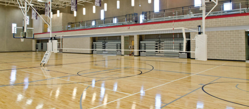 Nike Volleyball Camps Facility Round Rock