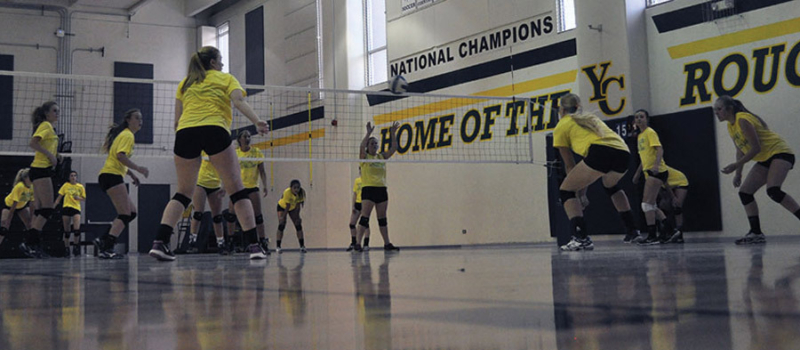 Nike Volleyball Camps Facility Yavapai