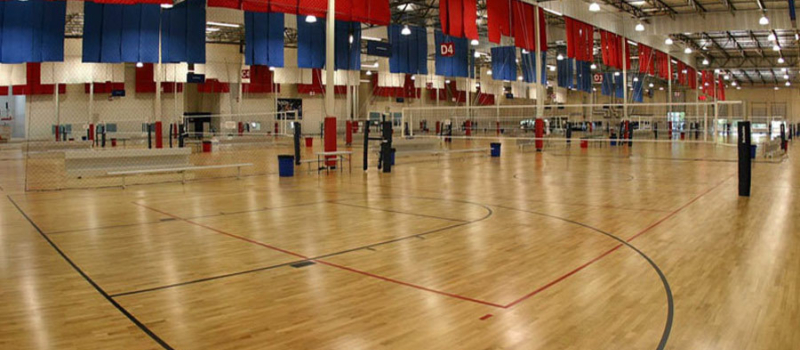 Nike Volleyball Camps Facility American Sports Center