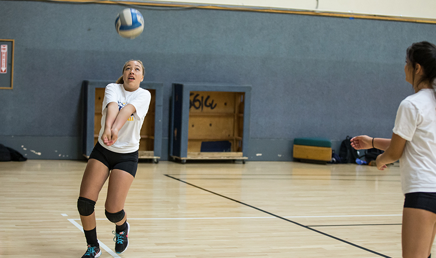 Nike Volleyball Camp Pennsylvania Locations
