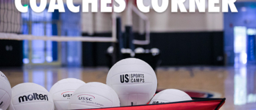 Nike Volleyball Camp Coaches Corner Volleyball