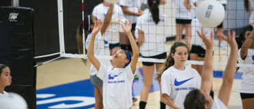 Nike Volleyball Camps 2018 Mass