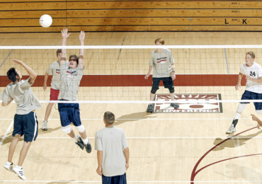 Nike Boys Volleyball Camps