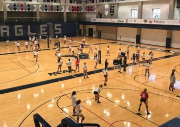 Nike Volleyball Camp Mary Washington Adds New Session