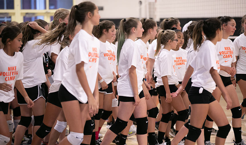 Las Vegas Volleyball Camp News