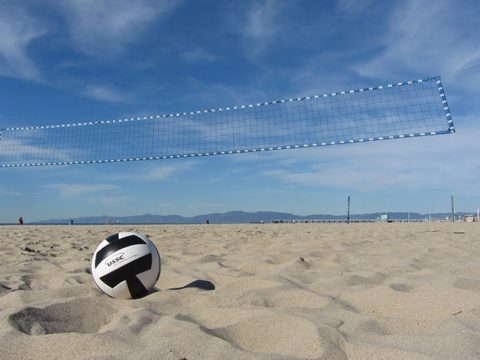 Beach Volleyball For Beginners