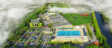 Gulliver Schools Facility Winter In Tropics Water Polo