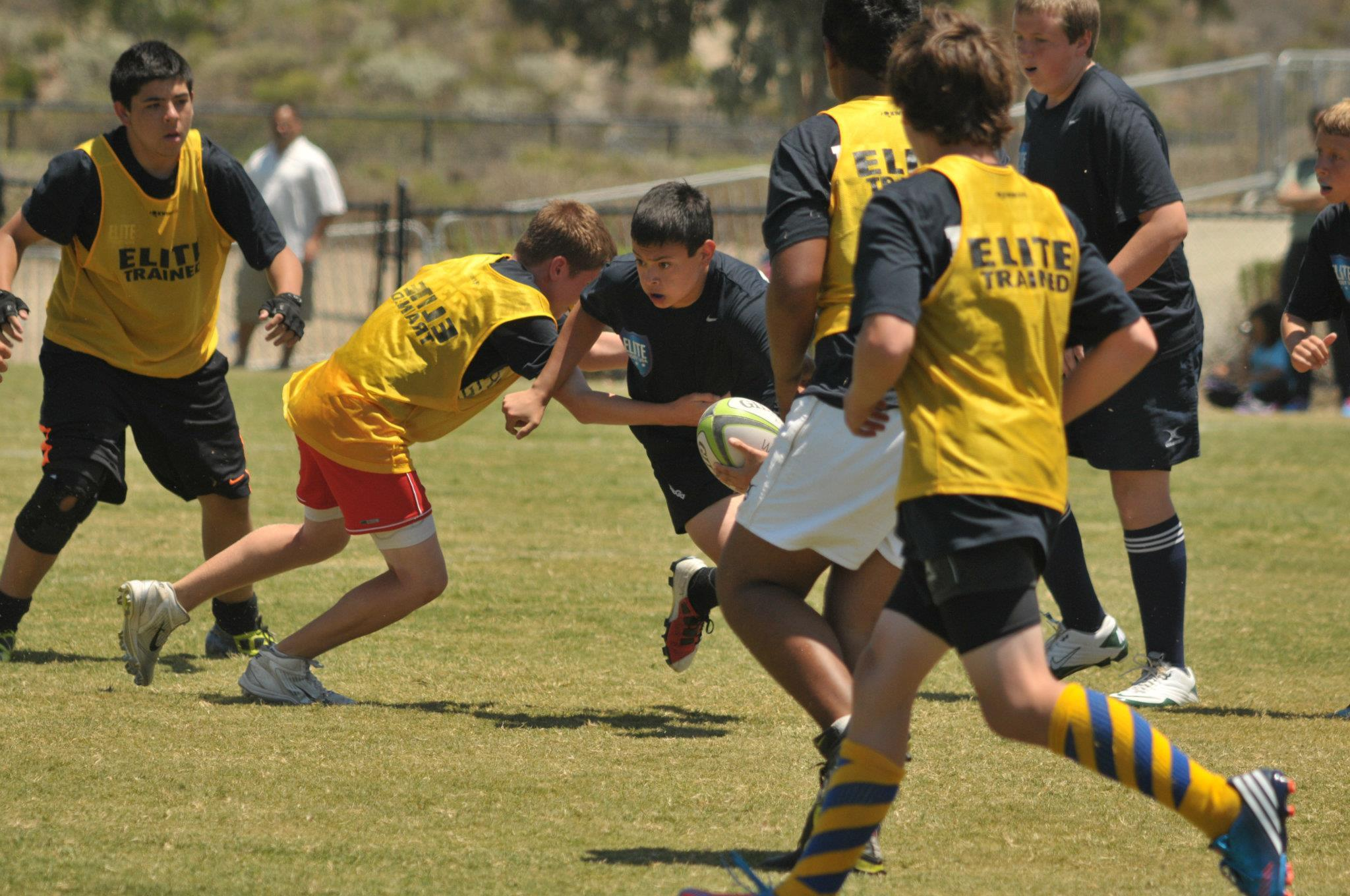 Elite Rugby Camp Photo