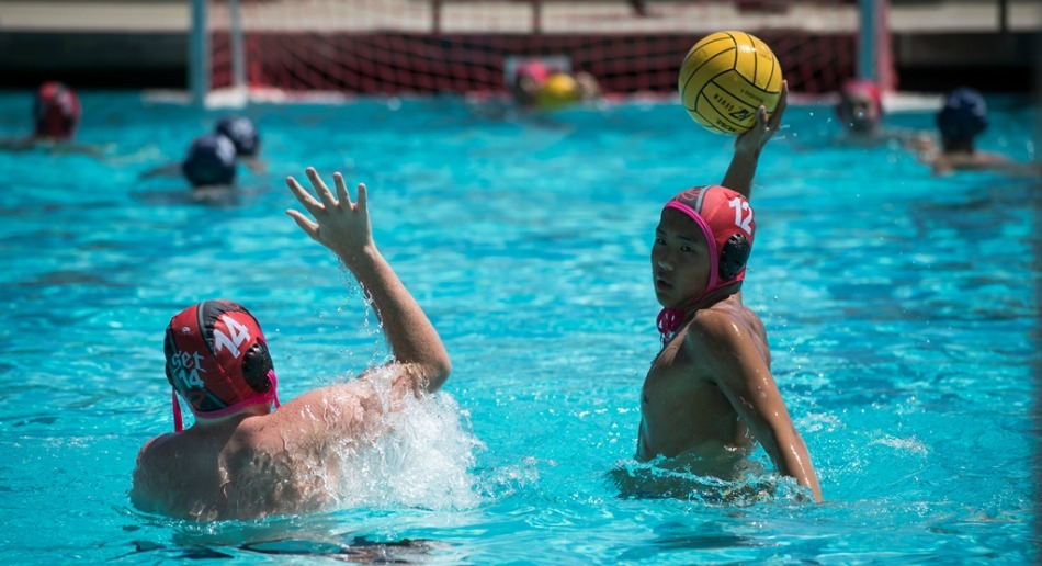 3ff1878e459 Nike 5meter Winter in the Tropics Water Polo Camp
