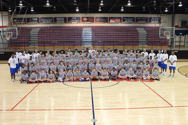 Nike Basketball Camps End Of Summer 2017