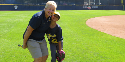 Nike Cal Softball Camps 11