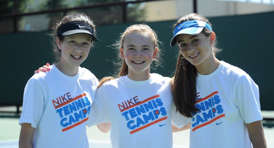 Tennis Camp 2010 Girls1