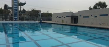 Legends Aquatic Center Cal Swim Camp Berkeley Campus Pool