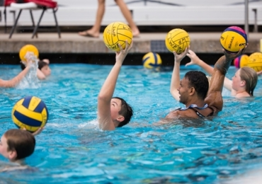 Nike 5Meter Water Polo Camp News