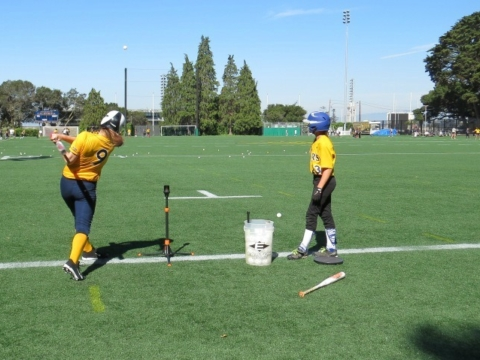 Nike Cal Softball Camps 5