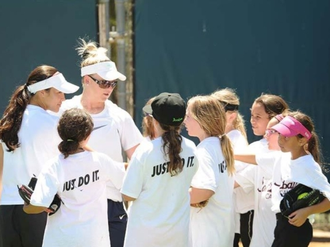 Nike Softball Camps 2014 3