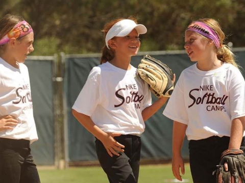 Nike Softball Camps 2014 4