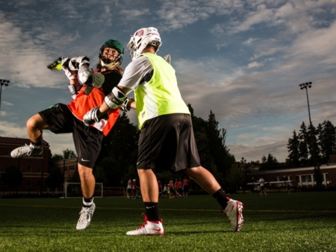 Xcelerate Nike Boys Lacrosse Camp Tip