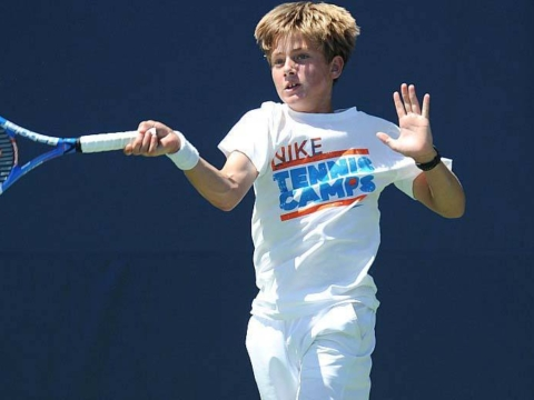 Nike Tennis Camps Gallery 9