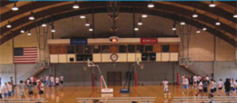 Auburn Adventist Gym