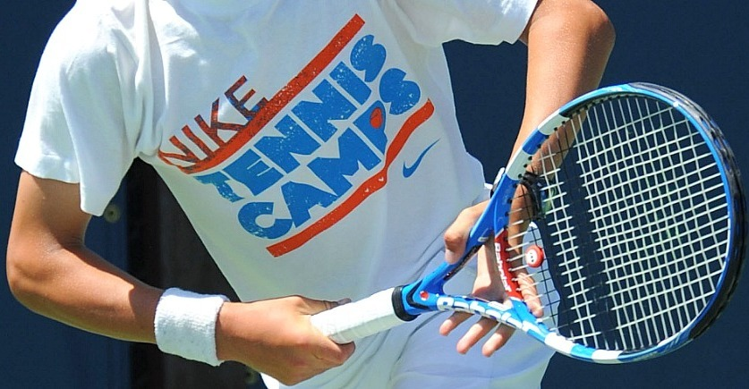 Tennis Tip How To Find Your Racquet Grip Size Tennis Tips