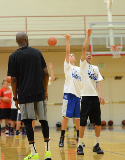 Nbc Basketball Clinic 11