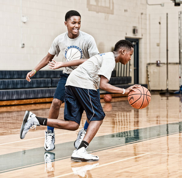 College Coaches Camp: Nike Boys Basketball Camp Pace University