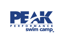 Peak Performace Swim Camp Logo Ussc