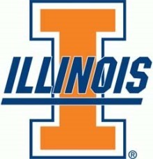 University Of Illinois Nike Tennis Camp Logo